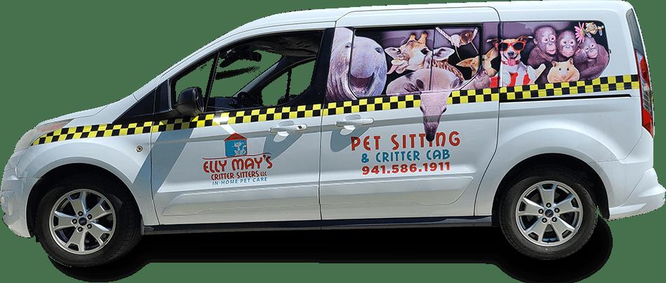 Elly May's Van